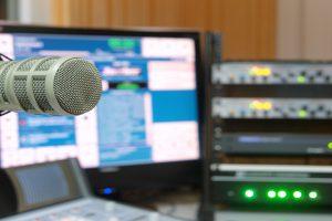 открыть радиостанцию