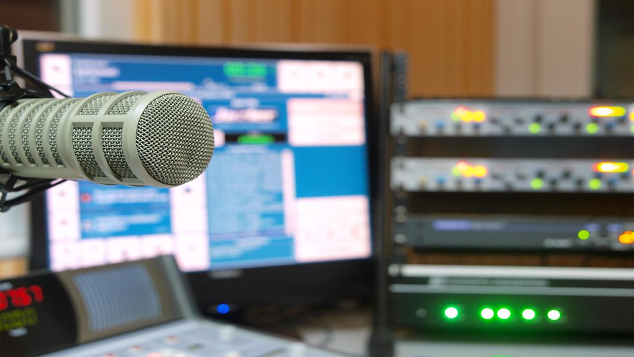 радиостанцию открыть пора
