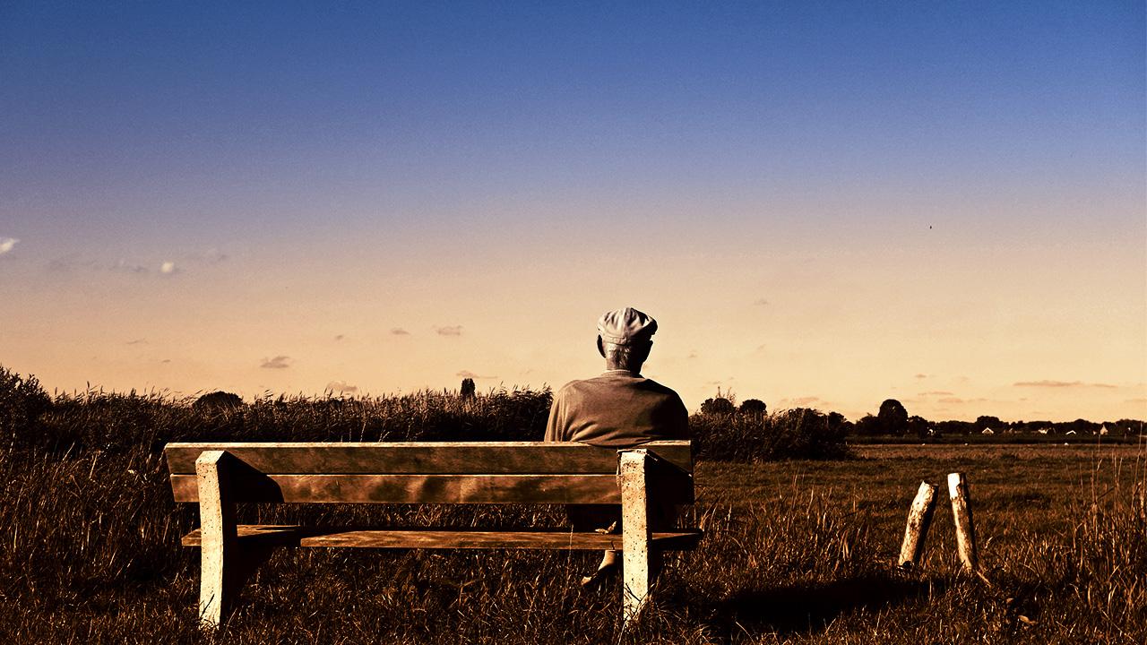 пенсия заставляет грустить