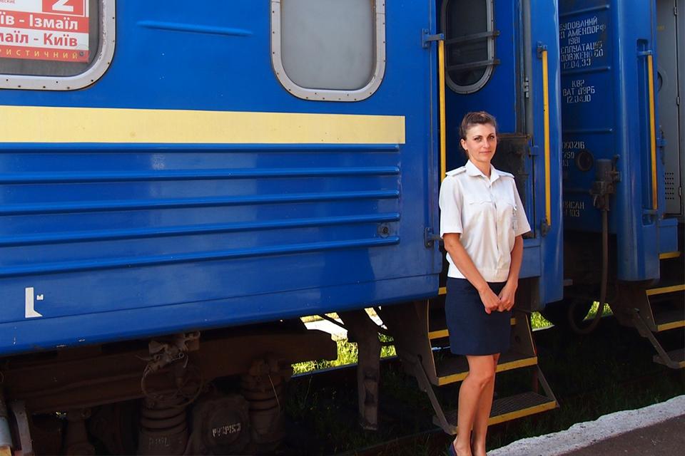 услуги в поезде