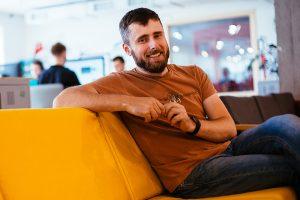 Роман Кравченко - лидер DIY lab