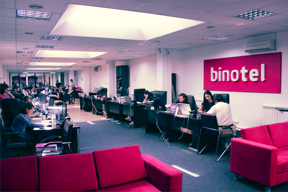 binotel second office