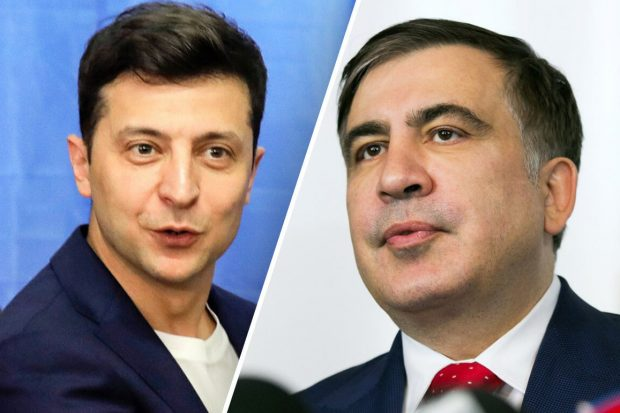 рынок электроэнергии в Украине, Саакашвили премьер министр, Новая полиция - интервью с Потапенко
