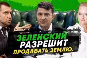 Зеленский Потапенко