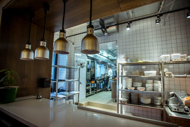 Кухня в Urban Space 500