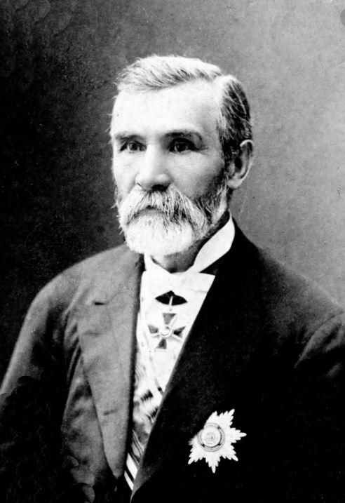 Никола Терещенко из семьи Терещенко. Украинский предприниматель 19 века.